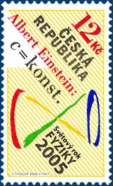 Světový rok fyziky 2005