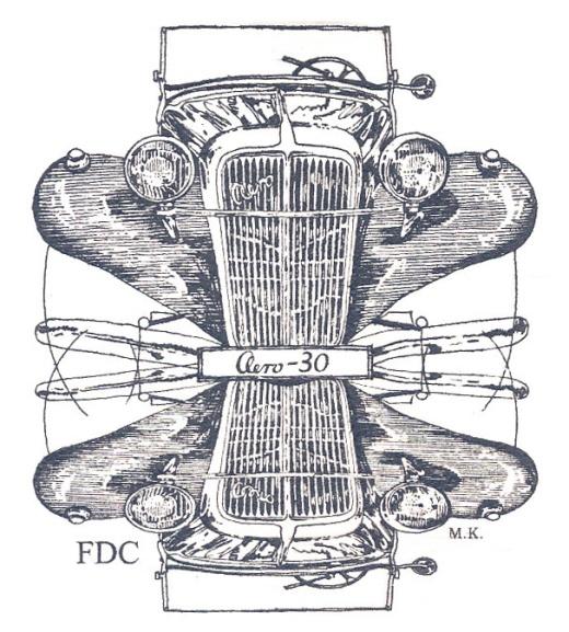 Technické pamiatky: Historické vozidlá – Aero 30