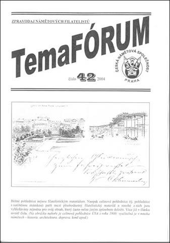 TemaFÓRUM č. 42/2004