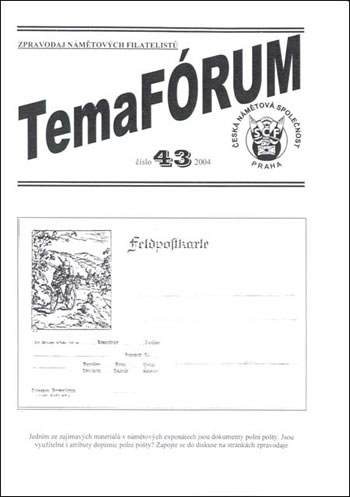 TemaFÓRUM č. 43/2004