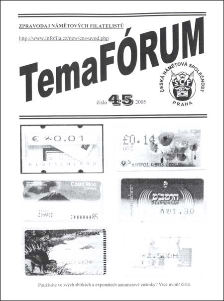 TemaFÓRUM č. 45/2005
