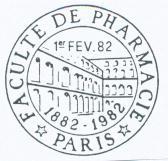 TemaFÓRUM: Farmaceutické školství na poštovních materiálech