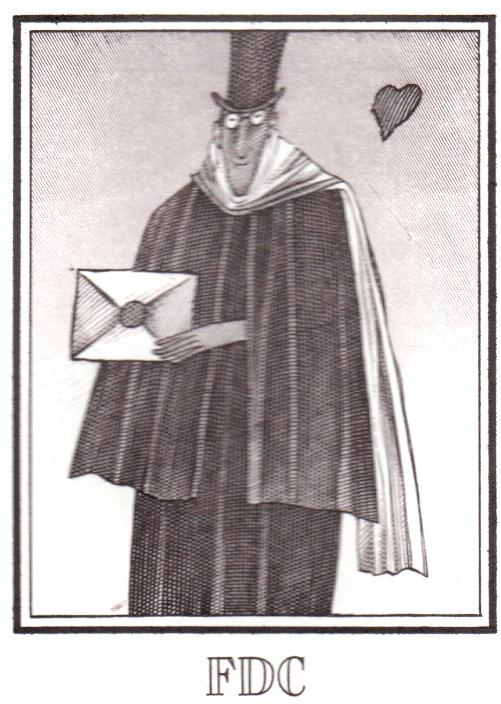 Tradice české známkové tvorby - Adolf Born