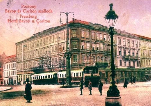 Tramvaj Bratislava-Vídeň (Pressburgerbahn)