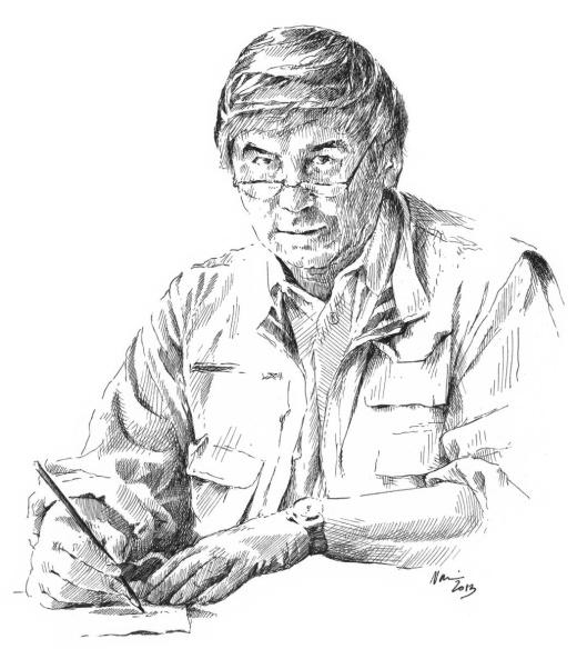 Tvorca známok Vladimír Suchánek oslávil osemdesiatku