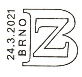 Umělecká díla na známkách - Bohumil Zemánek