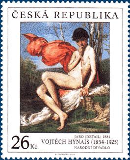 Umění 2004 - Vojtěch Hynais