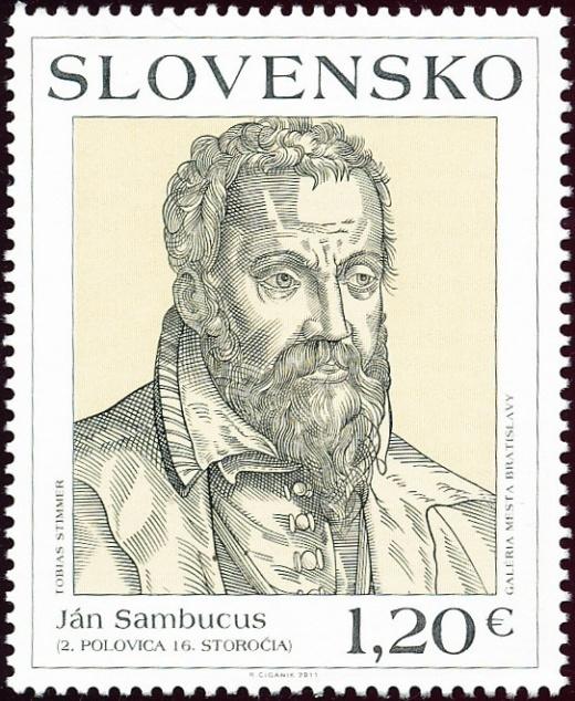 UMENIE: Ján Sambucus (1531 – 1584)
