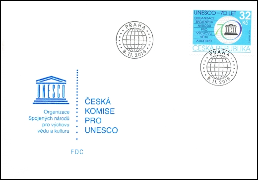 UNESCO - 70 let