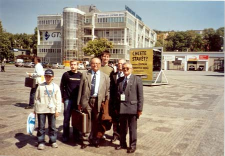 Úspěchy mladých filatelistů Východních Čech na výstavě BRNO 2005!