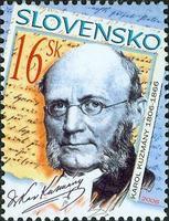 Uvedenie výplatnej známky Karol Kuzmány