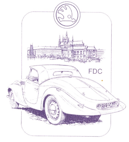 Václav Zapadlík - Česká auta - Škoda II.