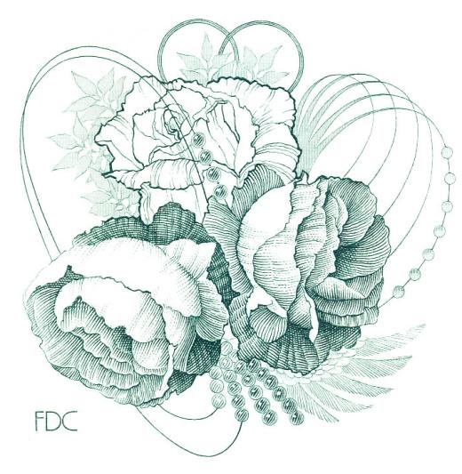 Vazba květin A