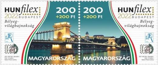 VBudapešti bude příští rok mezinárodní výstava HUNFILEX 2022
