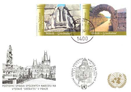 Veletrh Sběratel - filatelistický materiál