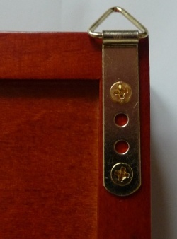 Vitrína na odznaky a vyznamenání SAFE 5866