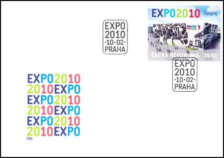 Všeobecná světová výstava EXPO 2010 v Šanghaji