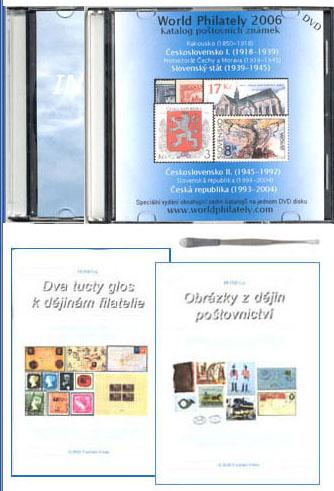 Výhodná sada: DVD, CD Infofily, 2 brožurky a pinzeta