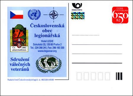 Výroční korespondenční lístky