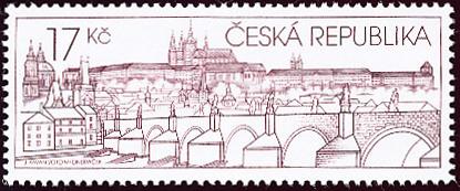 Výstava Pražský hrad v umění poštovní známky