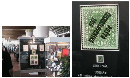 Výstava Sběratel Praha 2006 očima sběratele známkových zemí