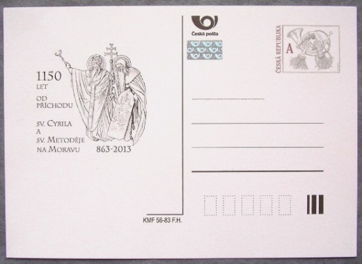 Významné výročí na poštovních dokladech