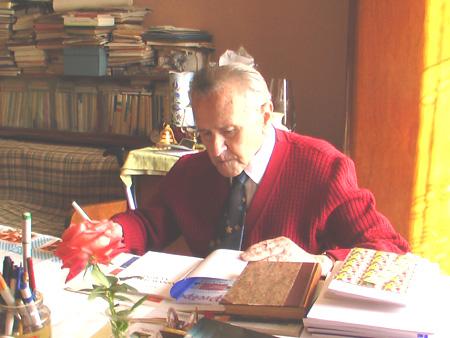 Vzácne životné jubileum dr. S. Zrubca