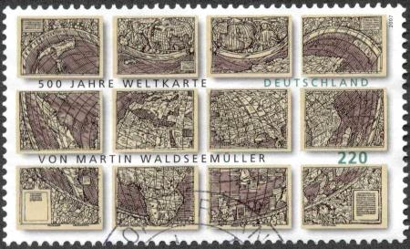 Waldseemüllerova mapa