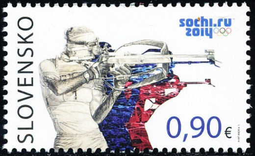 XXII. zimné olympijské hry v Soči
