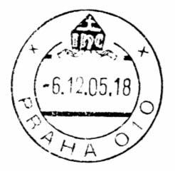 Zahájení provozu nové poštovny v Praze