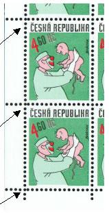 Zajímavosti na našich známkách