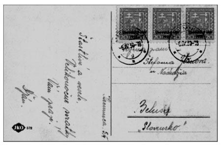 Zberateľ: Preplatené poštové zásielky a zaujímavé použitie doplatných známok
