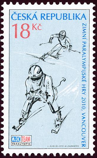 Zimní paralympijské hry Vancouver 2010