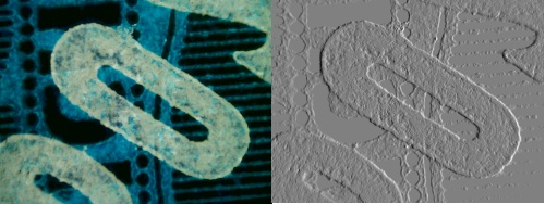 Zkoušení poštovních známek pomocí nejmodernější digitální technologie