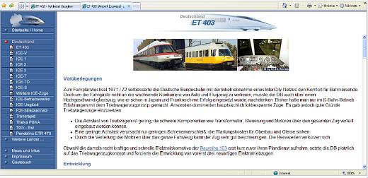 Známka Německo s řídícím vozem ET 403?