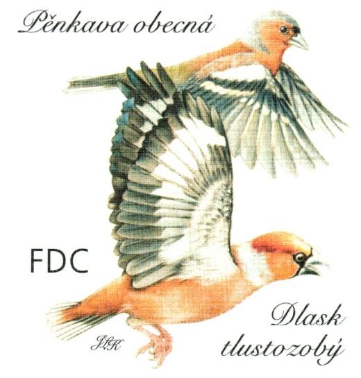 Zpěvní ptáci v našem okolí - Pěnkavovití
