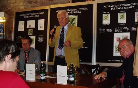 Zpravodaj 1/2007: Story nejvzácnější Československé známky