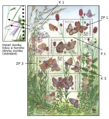Zpravodaj 2/2003: A 326 – 329 ochrana přírody – ohrožení motýli – studie J. Konečného
