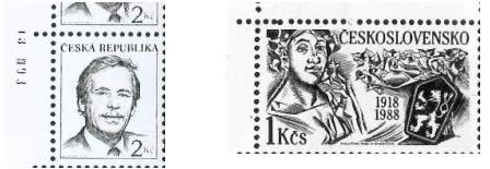 Zpravodaj 4/2003: Zajímavosti na známkách