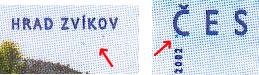 Zpravodaj 4/2003: Zaostřeno na automatové známky 'hrad Zvíkov'