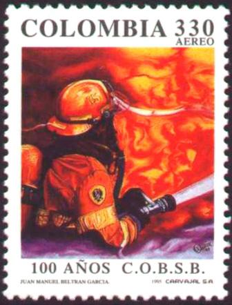 Zpravodaj č.9 - Požární ochrana ve filatelii
