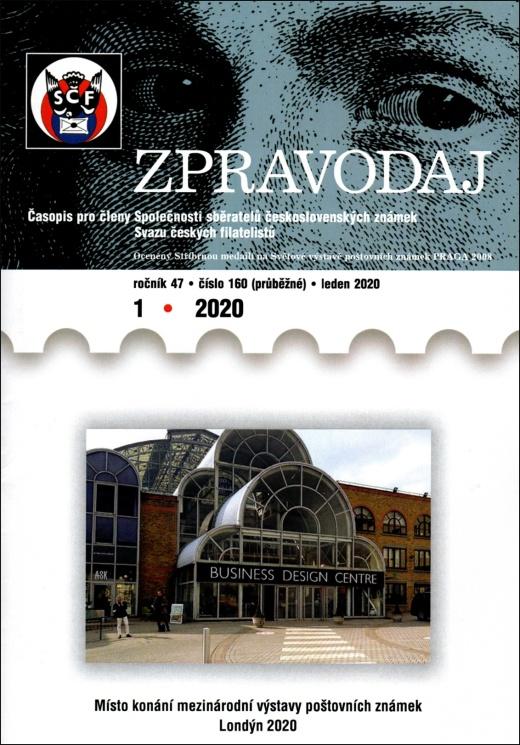 Zpravodaj SSČSZ SČF – 1/2020