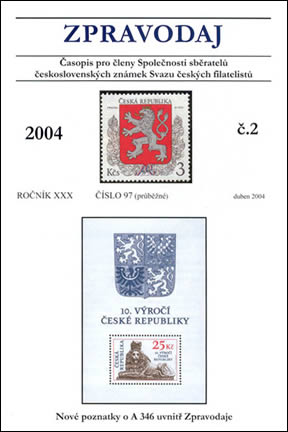 Zpravodaj SSČSZ SČF - 2/2004