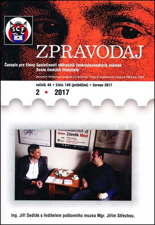 Zpravodaj SSČSZ SČF – 2/2017