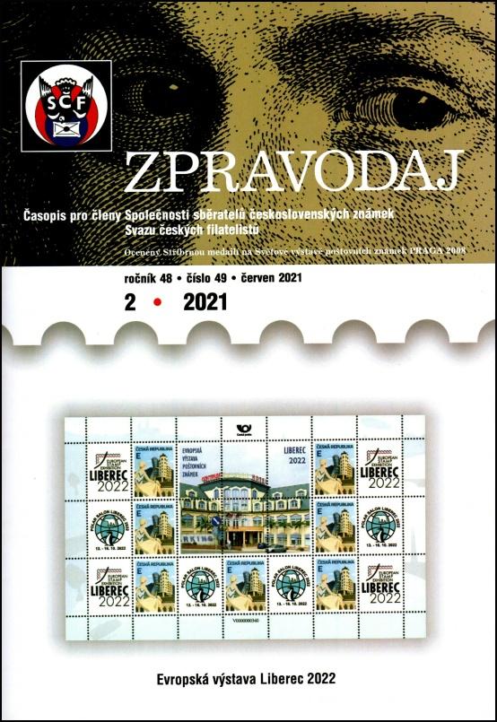 Zpravodaj SSČSZ SČF – 2/2021