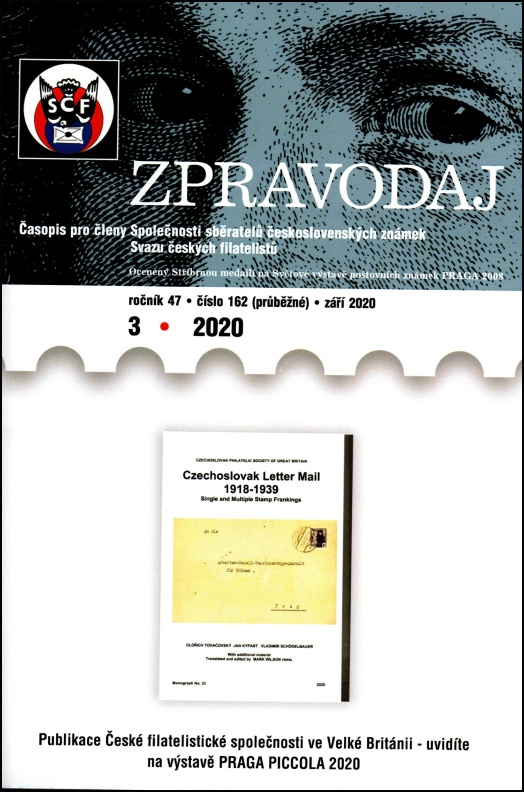 Zpravodaj SSČSZ SČF – 3/2020