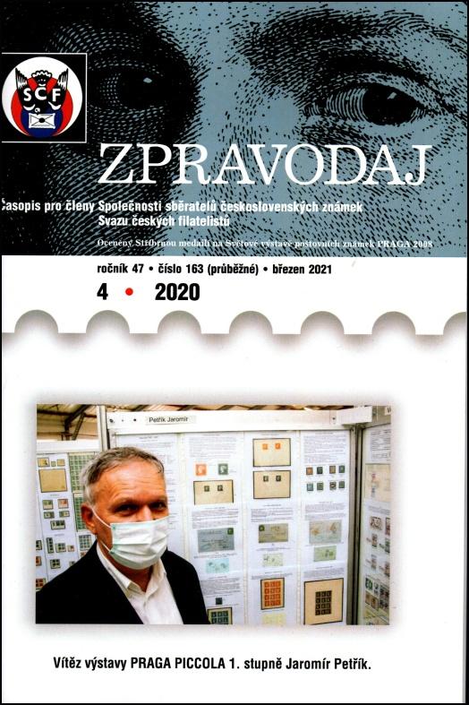 Zpravodaj SSČSZ SČF – 4/2020