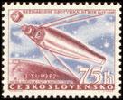 Mezinárodní geofyzikální rok - družice Sputnik 2